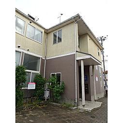 新潟県新潟市中央区関屋大川前2丁目の賃貸アパートの外観