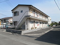 永山アパート[201号室]の外観