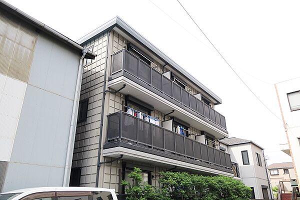 埼玉県川口市金山町の賃貸アパート