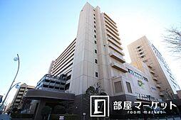 愛知県豊田市喜多町1丁目の賃貸マンションの外観