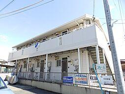 三重県四日市市曙2丁目の賃貸アパートの外観