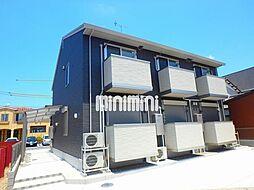 愛知県清須市清洲田中町の賃貸アパートの外観