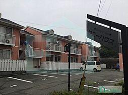 サニーハウス A棟[1階]の外観