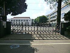 武蔵野市立第二中学校
