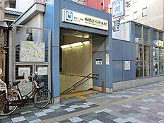 都営地下鉄・三田線板橋区役所前駅