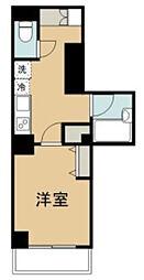神奈川県川崎市宮前区有馬9の賃貸マンションの間取り