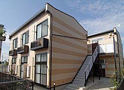 埼玉県さいたま市桜区大字五関の賃貸アパートの外観