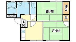 白浜の宮駅 3.8万円