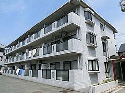 大阪府高槻市城南町4丁目の賃貸マンションの外観
