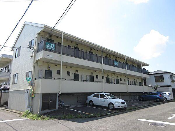 中島ハイツ 1階の賃貸【茨城県 / つくば市】