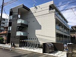 神奈川県川崎市川崎区東門前3丁目の賃貸マンションの外観