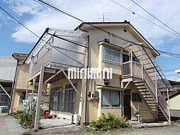 鈴木アパート[2階]の外観