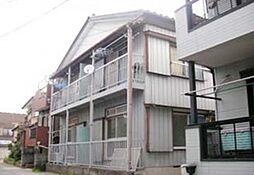 第四井上荘[201号室号室]の外観