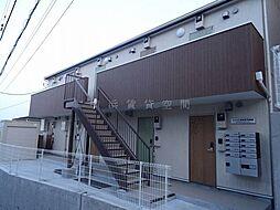 ソリッド屏風浦弐番館[2階]の外観