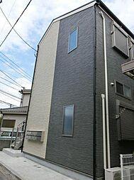 神奈川県横浜市金沢区六浦1丁目の賃貸アパートの外観