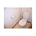 トイレ,2LDK,面積58m2,賃料4.9万円,つくばエクスプレス つくば駅 バス15分 花畑下車 徒歩4分,,茨城県つくば市花畑3丁目