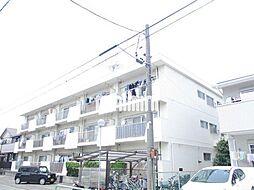 白砂マンション[1階]の外観