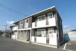 ブラウンコートsakura[2階]の外観