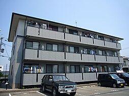 ハイカムール・エルC[2階]の外観