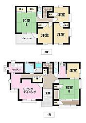 横尾駅 2,200万円
