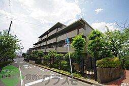 大阪府東大阪市上石切町2丁目の賃貸マンションの外観
