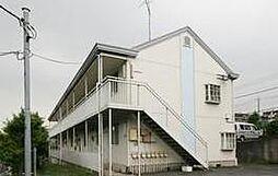 東京都町田市図師町の賃貸アパートの外観