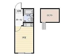 朝霞駅 2.7万円