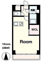 NECO SUMUSU-猫住巣(ネコスムス)-[4階]の間取り