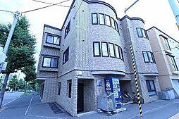 プラド新札幌[303号室]の外観