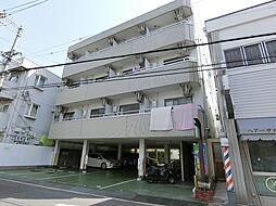 大阪府羽曳野市野々上5丁目の賃貸マンションの外観