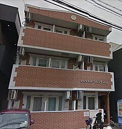 ベルサイユD[1階]の外観