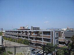 ポートボヌール[4階]の外観