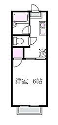 メゾン102[2階]の間取り