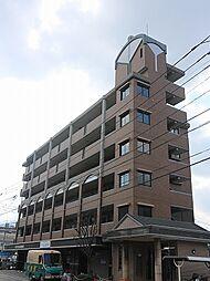 フレア福神六番館[2階]の外観