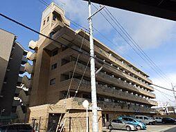 ライオンズマンション上鳥羽[3階]の外観