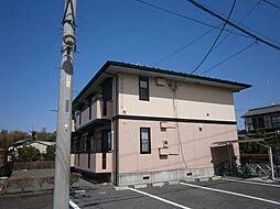 東京都町田市小山町の賃貸アパートの外観