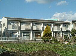 コーポスズキ[2階]の外観