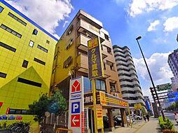 東京都足立区平野2丁目の賃貸マンションの外観