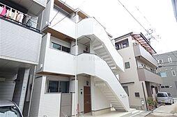 兵庫県神戸市長田区日吉町4丁目の賃貸アパートの外観