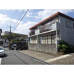 奈良県生駒郡三郷町信貴ケ丘1丁目の賃貸アパートの外観
