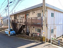 有田アパート[2号室]の外観