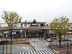 河辺駅(JR 青梅線)まで957m