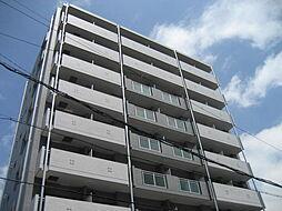 愛知県名古屋市中村区中島町4の賃貸マンションの外観