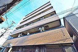 ラッキーセンター河堀口[4階]の外観