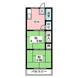 中村住宅 3.6万円