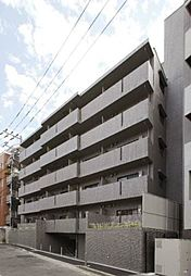 ルーブル新川崎[1階]の外観