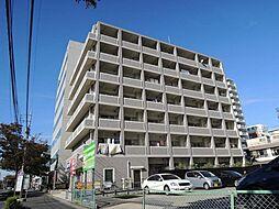 埼玉県春日部市中央1丁目の賃貸マンションの外観