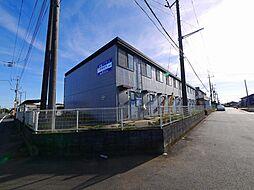 本城メゾネット[1階]の外観