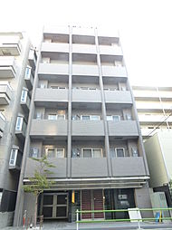 スカイコート三田慶大前壱番館[501号室]の外観