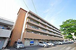 福岡県北九州市小倉北区片野新町2丁目の賃貸マンションの外観